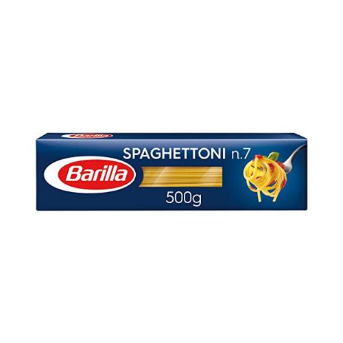 Barilla No. 7 Spaghettoni