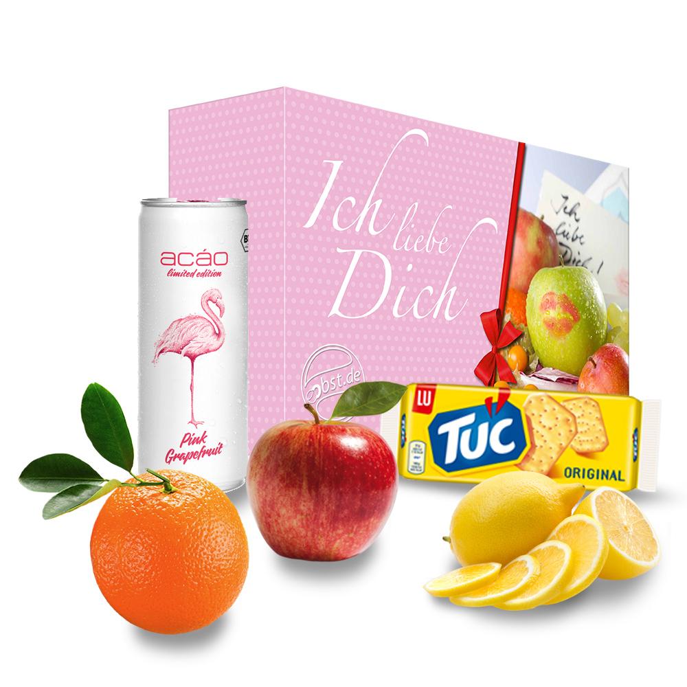 Die 'Dankeschön' Grapefruit Energiebox